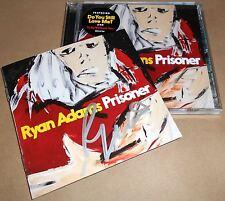 HAND-SIGNED Ryan Adams Prisoner CD Autograph Autographed New Rare The Cardinals