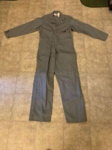 Vintage NWT 80's Dickies Men's Jumpsuit Long Sleeve Coveralls Size 42 Long