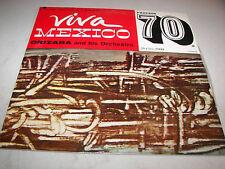 ORIZABA & HIS ORCHESTRA VIVA MEXICO LP NM Time S/2063