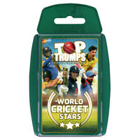 Top Trumps Card Game World Cricket Stars 2019 Edition