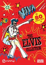 ELVIS KARAOKE COLLECTION SUNFLY KARAOKE DVD - 80 HIT SONGS
