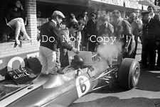 Jim Clark Lotus 33 Dutch Grand Prix 1966 Photograph 1