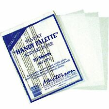 Masterson Sta-Wet Handy Palette pack of 30 handy palette acrylic paper 8 1/2 #08