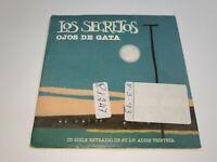 0221- LOS SECRETOS OJOS DE GATA 2 TRACKS CD - DISCO ESTADO BUENO