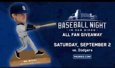 "WIL MYERS  (San Diego Padres) ""Cycle"" bobblehead SGA on 2 September 2017"