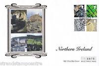 "2001 Northern Ireland Pictorial Regionals - Westminster ""Silk"" Official"