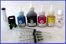 ricarica inchiostro cartucce 301 nera e 301 colore x stampante HP envy 4500
