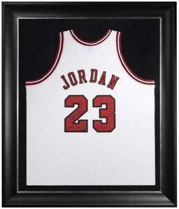 """MICHAEL JORDAN Autographed Bulls """"2009 HOF"""" Authentic White Jersey UDA LE 123"""