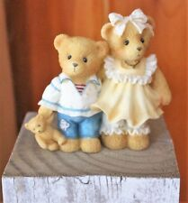 "Cherished Teddies Membears Only ""Bernard and Bernice"" CT 972/ 1997 Figurine"
