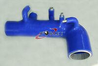 Blue Silicone Intake Induction Hose/pipe Subaru Impreza WRX/STi GDA GDB VER7/8/9