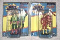 DC Comics SUPER POWERS Micro Figures 2 Figures Lex Luther & Flash NEW! Walgreens