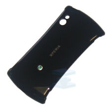 Black Battery Back Cover for Sony Ericsson Xperia Play R800 Original Part