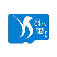 Gopro Hero 8 7 6 5 Camera Micro SD Card 64GB Class 10 UHS-I High Speed Fast Free