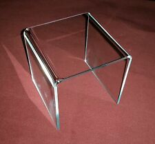 """*#2"""" x 2"""" x 2"""" Wholesale Clear Acrylic / Plastic Risers Display Stand Pedestal"""