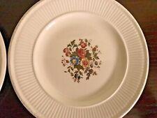 Wedgwood Edme Conway (4) Four Salad / Dessert / Bread Plates AK8384