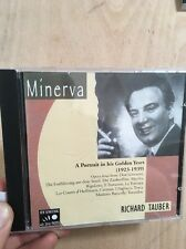 Richard Tauber:A Portrait In His Golden Years 1923-1939 CD Minerva Don Giovanni