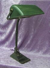 Alte Schreibtischlampe um 1920