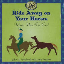 NEW Ride Away on Your Horses: Music, Now I'm One! (First Steps Cassettes)