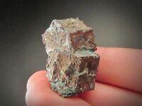 Copper after Aragonite, Corocoro, Bolivia