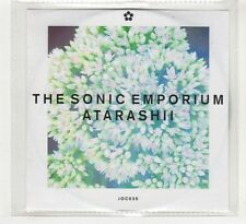 (HE423) The Sonic Emporium, Atarashii - 2015 DJ CD