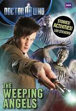 Good, Doctor Who: Weeping Angels: Stories activities and stickers!, BBC, Book