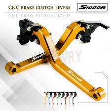 Motorbike CNC Alu Long Brake Clutch Adjustable Levers Set for BMW S1000RR 10-19