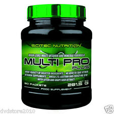 VITAMINA SCITEC Nutrition Multi Pro Plus 30 packets  Multivitamine B - C - D E