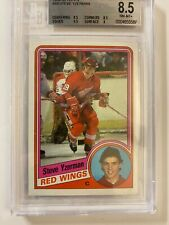 1984-85 BGS 8.5 Steve Yzerman Topps Rookie  #67 Detroit Red Wings RC