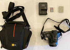 Canon PowerShot SX40 HS 12.1 MP 35x Optical Zoom PLUS Case and 32G Memory Card