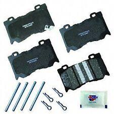 CARQUEST Brakes PXD1346H Front Premium Ceramic Brake Pads