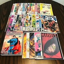 34 Comic Book Lot Various Marvel DC Indy Variant Covers Spider-Man Gwen Stacy