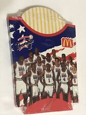 Sealed Lot of 12 Usa Olympic Nba Basketball Dream Team Ii McDonalds French Fries