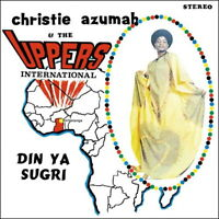 CHRISTIE AZUMAH & THE UPPERS INTERNATIONAL...-DIN YA SUGRI-JAPAN MINI LP CD F56