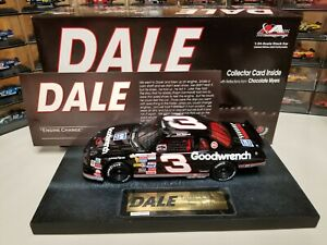 DALE EARNHARDT #3 DALE THE MOVIE # 6 OF 12  1990 Engine Change 1/24
