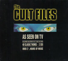 The Cult Files AS SEEN ON TV CD 2910