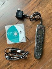 Logitech Harmony 700 Universal Remote Control with Color Screen & wall charger