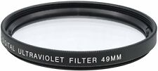 Bower 49mm UV Filter for Canon 50mm 1.8 STM Lens