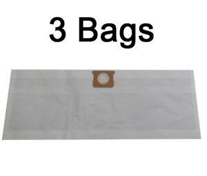 Disposable Filter Bags for 90662 Shop Vac 10 12 14 Gallon 3-PK
