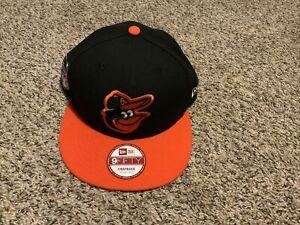 Baltimore Orioles AL Patch New Era 9FIFTY MLB Snapback Hat M/L