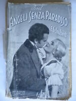 Angeli senza paradiso (F. Shubert)boelbiettiromanzo rosa amore libro 1935 26