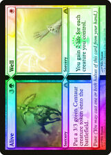 Alive and Well FOIL Dragon's Maze NM-M Green White Uncommon MAGIC CARD ABUGames