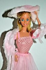 Barbie Pink and Pretty Barbie Doll, 1980's, Superstar Era, Rare & Gift Wrapped