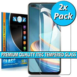 For Oppo Reno4 / Reno 4 Z 5G Gorilla Tempered Glass Screen Protector Film Cover