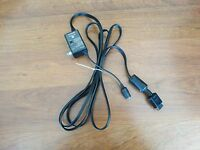 Official original SONY PLAYSTATION PS1 PS2 RFU RF adapter cable SCPH-10071 OEM