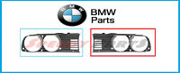 BMW E30 3 SERIES 1982-1990 FRONT GRILL GRILLS BLACK EURO M TECH LEFT RIGHT - SET
