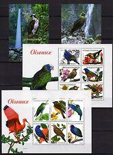 Central African Rep. 2001 Birds MNH --(cv 44)