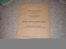 1934.traité de musicographie braille.musique aveugle
