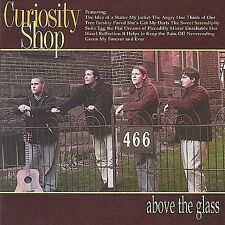 Above the Glass by Curiosity Shop (CD, May-2001, piccadilly records)