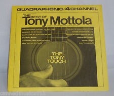 not availableBest of Tony Mottola- Tony Touch   [Little LP Jukebox release-