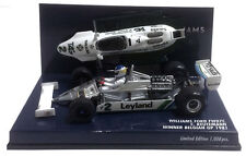 Minichamps Williams FW07C 1981-CARLOS REUTEMANN 1/43 SCALA